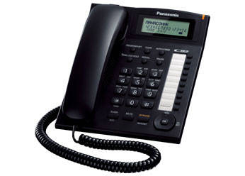 Panasonic KX-TS2388UAB телефон, фото 2