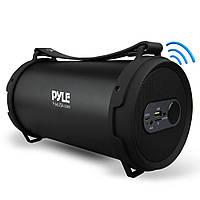 Pyle Portable Bluetooth Wireless BoomBox беспроводная колонка с глубоким Bass и ручкой PBMSPG7