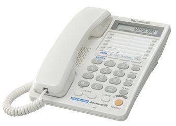 Телефон Panasonic KX-TS2368RUW телефон