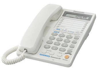 Телефон Panasonic KX-TS2368RUW телефон, фото 2