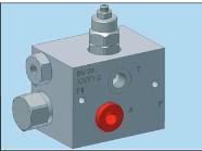 Клапанные блоки Hydropnevmotechnika BV39