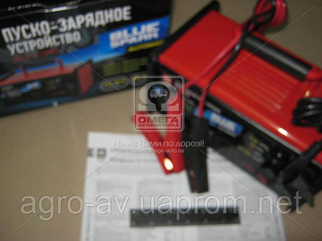 Пуско-зарядное устройство (DK23-1215MTS) 12-24V, 15A/100A(старт), аналоговый и LED индикаторы