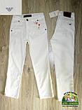 Белые брюки Armani для мальчика, фото 2