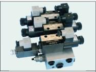 Клапанные блоки Hydropnevmotechnika BV72