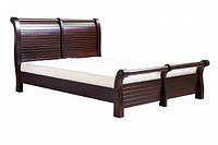 Кровать натуральное дерево Елисеевская Мебель Адель