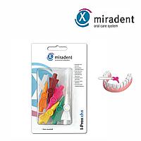 I-Prox chk miradent ручной интердентальный ершик, ассорти (6 шт), фото 1