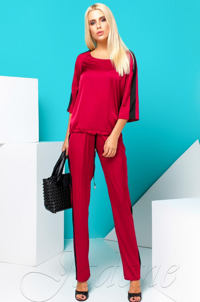 09d46590984c Женский винный костюм Камелия TM Jadone Fashion 42-48 размеры -  Интернет-магазин одежды