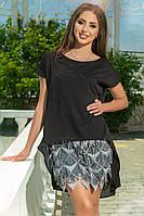 Платье с пайетками 33747, фото 1