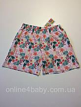 Пижамные шорты Hello Kitty на девочку 4-6 лет рост 110-116
