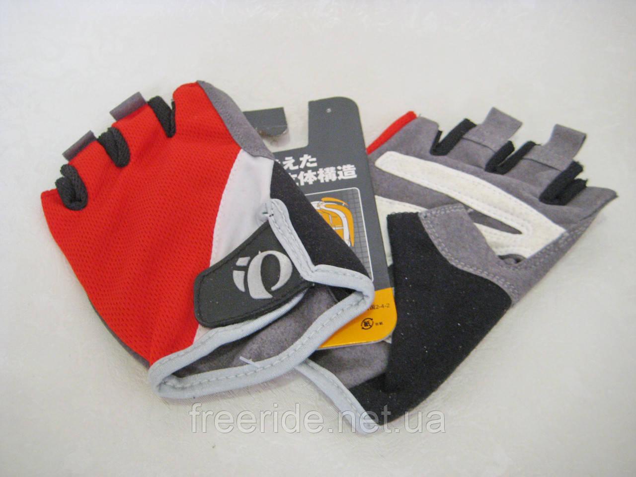 Велоперчатки беспалые PI (M) Replica