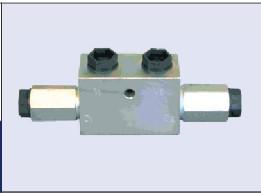 Проверочный клапан Hydropnevmotechnika VBS\VBD