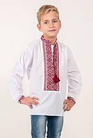 Українська вишита сорочка для дітей