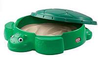 Песочница с крышкой Веселая черепаха 632884E3, фото 1