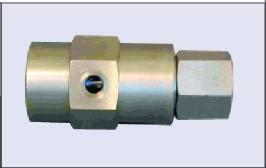 Проверочный клапан Hydropnevmotechnika CAR.SP