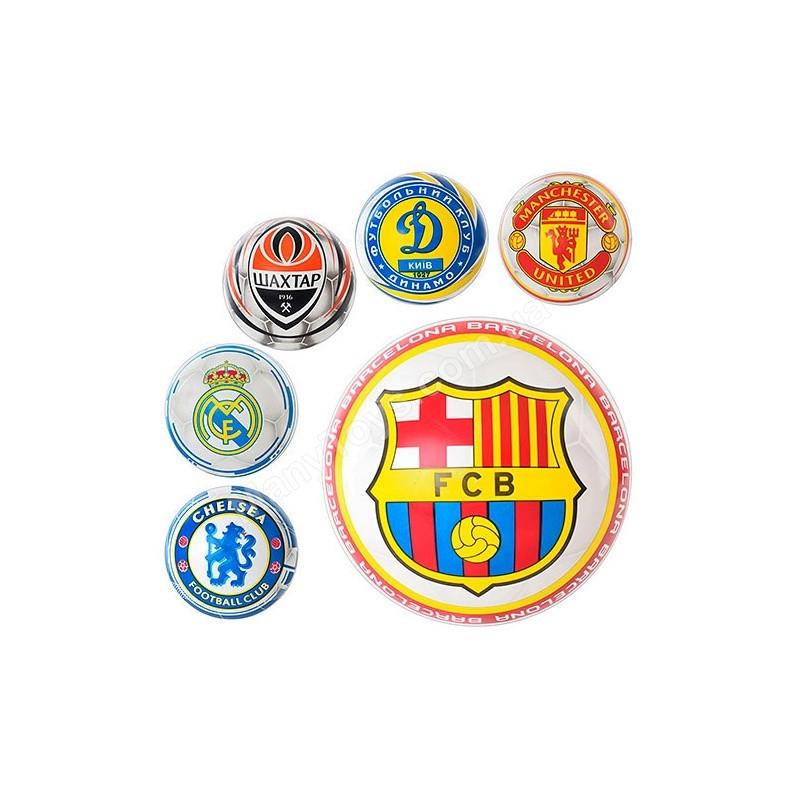 Мяч детский MS 0251 9 дюймов, футбольные команды