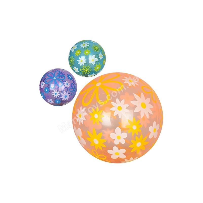 Мяч детский MS 0478 9 дюймов, рисунок, в кульке