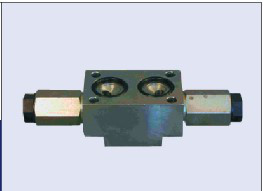 Проверочный клапан Hydropnevmotechnika VBD-R-38