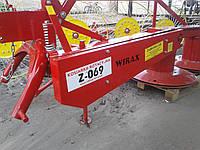 Польская роторная косилка Z-169 и запчасти к ней