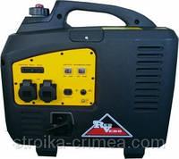 Генератор бензиновый цифровой(инверторный) RedVerg RD-IG2000