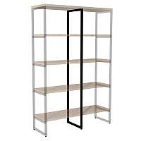 Каркас стеллажа металлический Лофт Loft. Мебельный каркас из металла