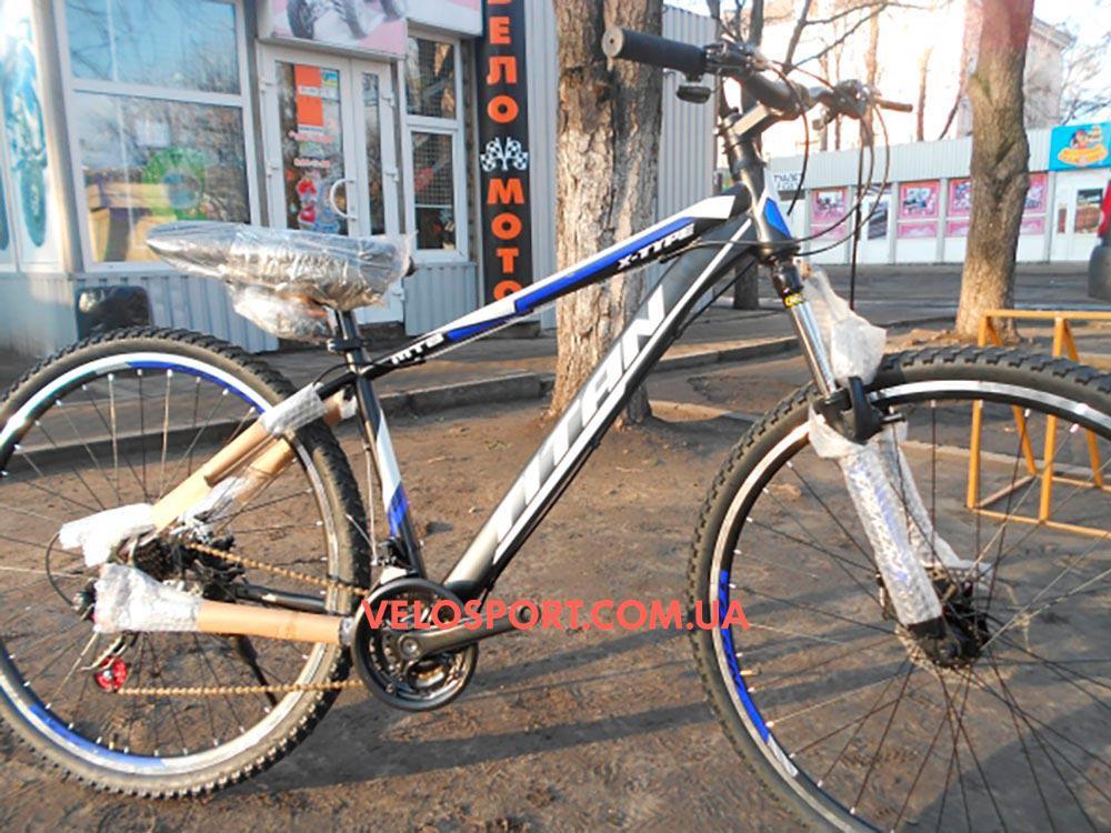 Горный велосипед Titan X-type 29 дюймов
