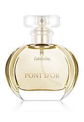 Faberlic Парфюмерная вода для женщин Pont d'Or 30 мл арт 3025