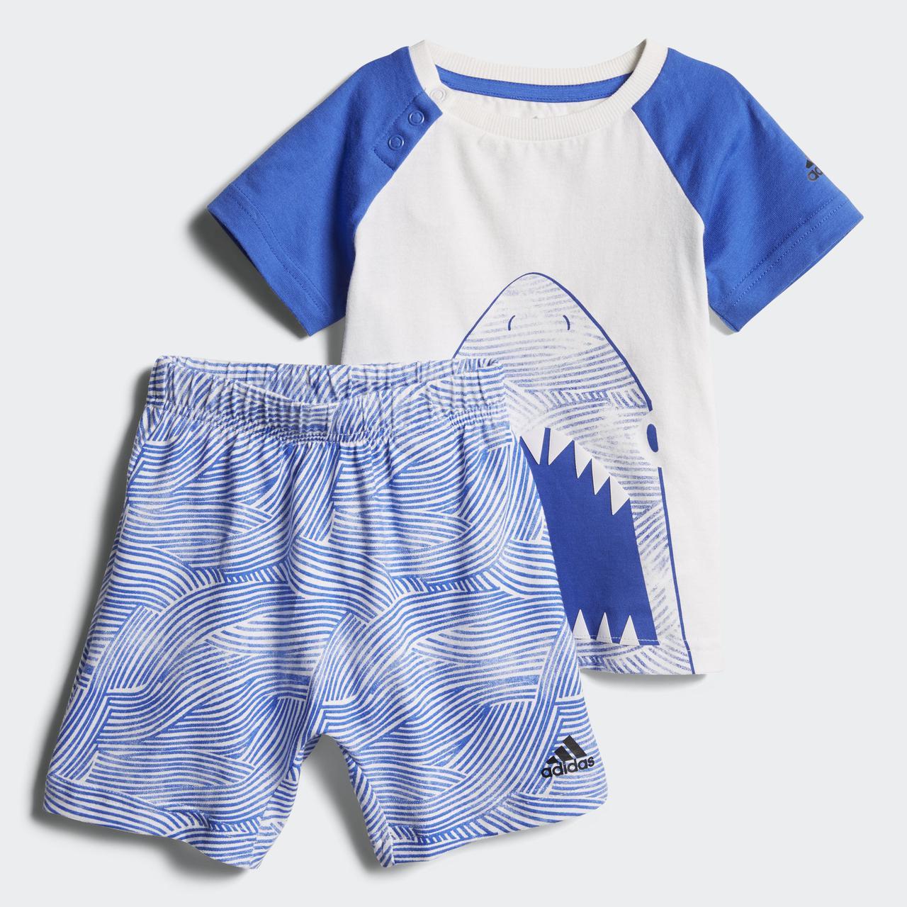 Детский костюм Adidas Performance Summer Fun Set (Артикул: CF7424)