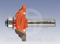 Фреза кромочная калевочная с подшипником Кратон PROFESSIONAL O42,8 мм