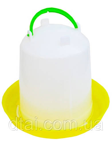 Вакуумная поилка на 5 литров