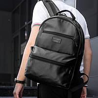 Рюкзак TIPOLEATHER чёрный