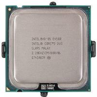 Процессор E4500 Intel Core 2 Duo  2,20 GHZ/2M/800