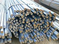 Калібрований квадрат 45х45 мм, сталь 45 h11,