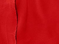 Футер трехнитка на флисе (красный) (арт. 05943) отрез 0,4 + 0,5 м