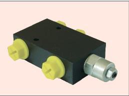 Клапаны типа overcenter с гидравлическим управлением Hydropnevmotechnika OWC/SE