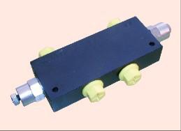 Клапаны типа overcenter с гидравлическим управлением Hydropnevmotechnika OWC/DE