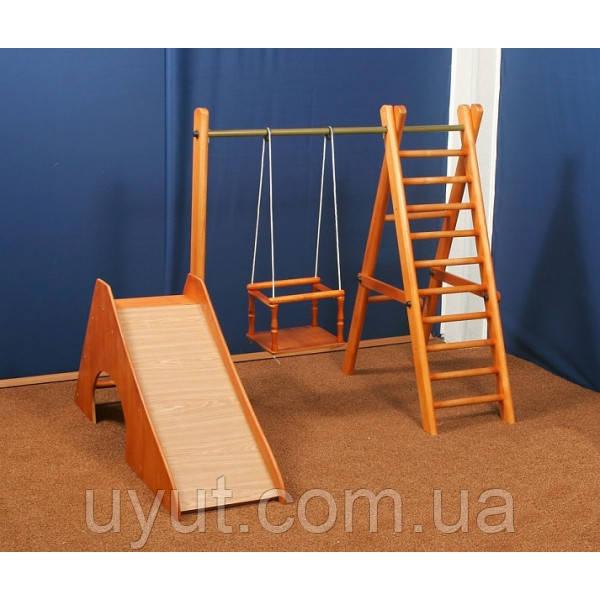 Детский спортивный комплекс для  дома  «Горка»