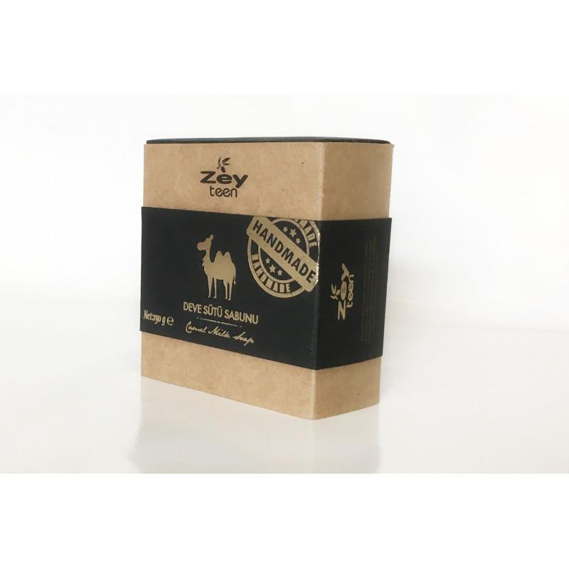 Оливковое натуральное мыло с козьим молоком ZeyTeen   .150г