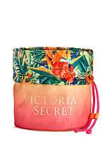 Сумочка для косметики Victoria's Secret  Neon Paradise Drawstring Beauty Bag , фото 1