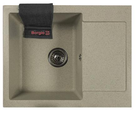 Мийка гранітна PRH-620x500 (тера)