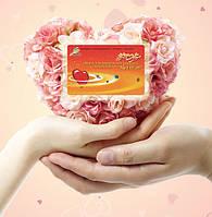 Карточка для защиты и укрепления сердца  «ХуаШен»