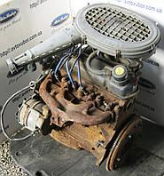 Двигатель 1.3 OHV карбюратор Ford Escort 80-90