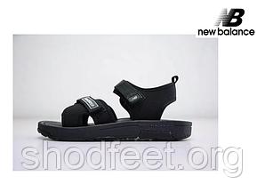 Мужские сандалии New Balance Black