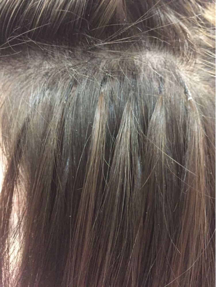 Наращивание волос ,мастер АЛЁНА ЖИБАК-БУЛГАКОВА