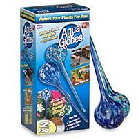 Автоматический полив комнатных растений, колба Аква-глобус Aqua Globes