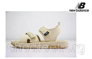 Мужские сандалии New Balance Beige