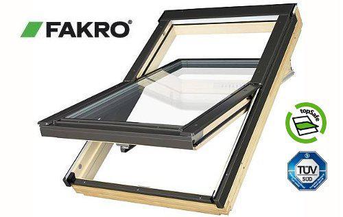 Мансардне вікно Fakro FTZ U2 Дахове вікно Факро мансардное окно Fakro FTZ U2