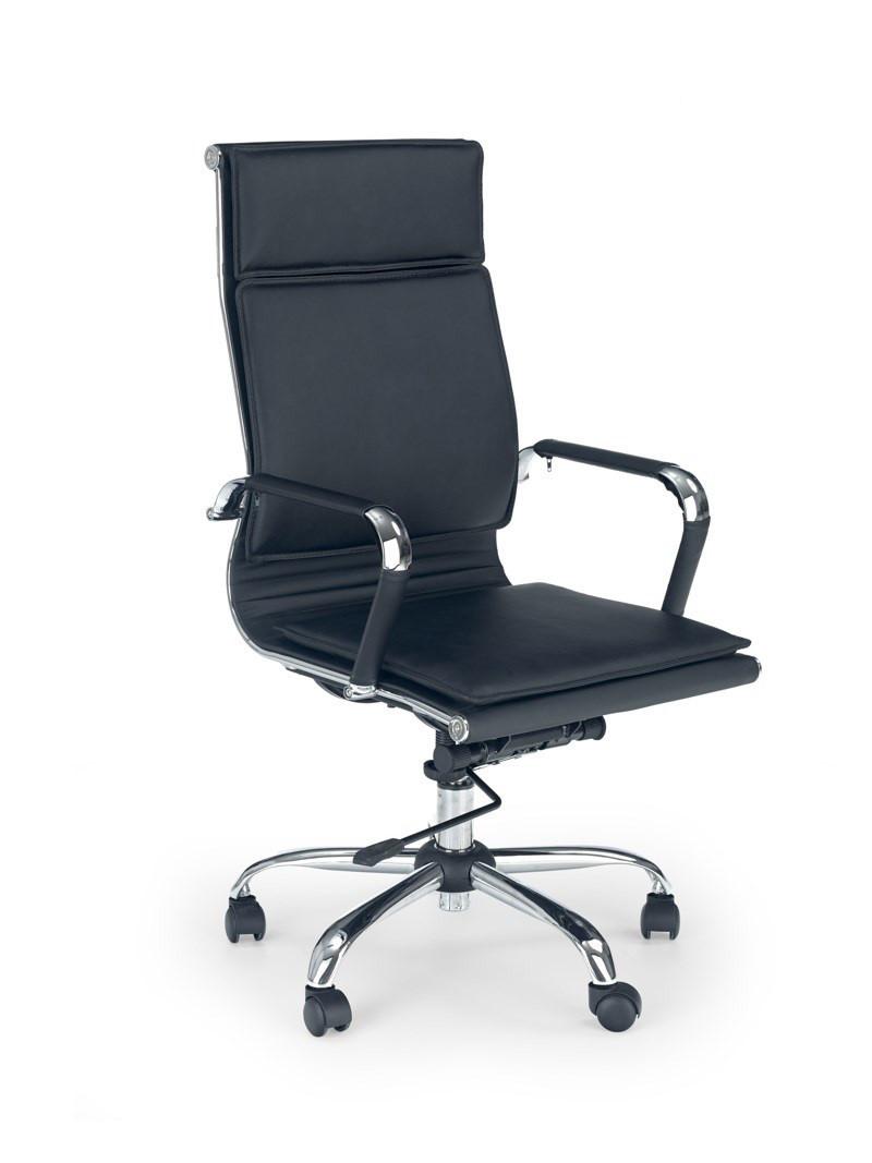 Компьютерное кресло MANTUS черный Halmar