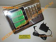 Весовой стальной индикатор OXI с БП 60-100-150-300-400-600-1000-3000-10000кг, фото 1