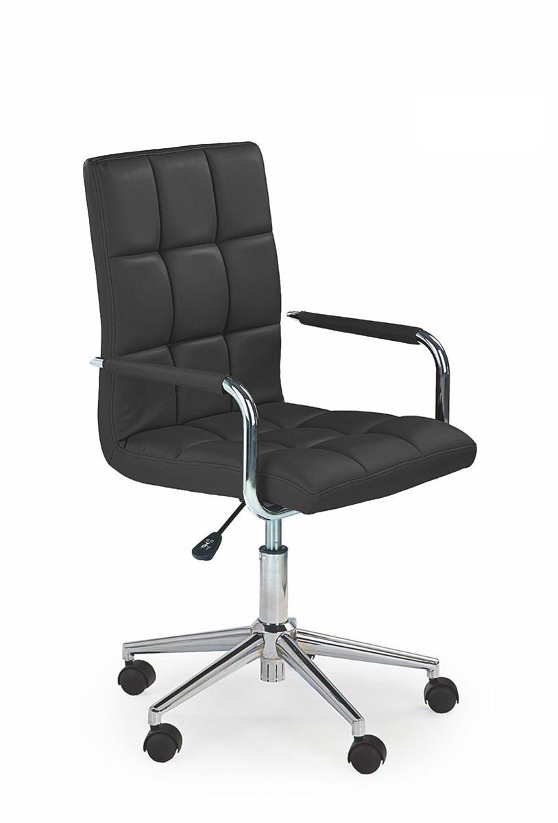 Компьютерное кресло GONZO 2 черный Halmar