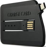 Зарядное устройство ChargeCard Micro USB to USB для Android, фото 1